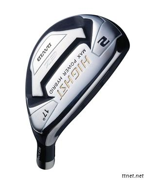 Golf Hybrid Iron Heads